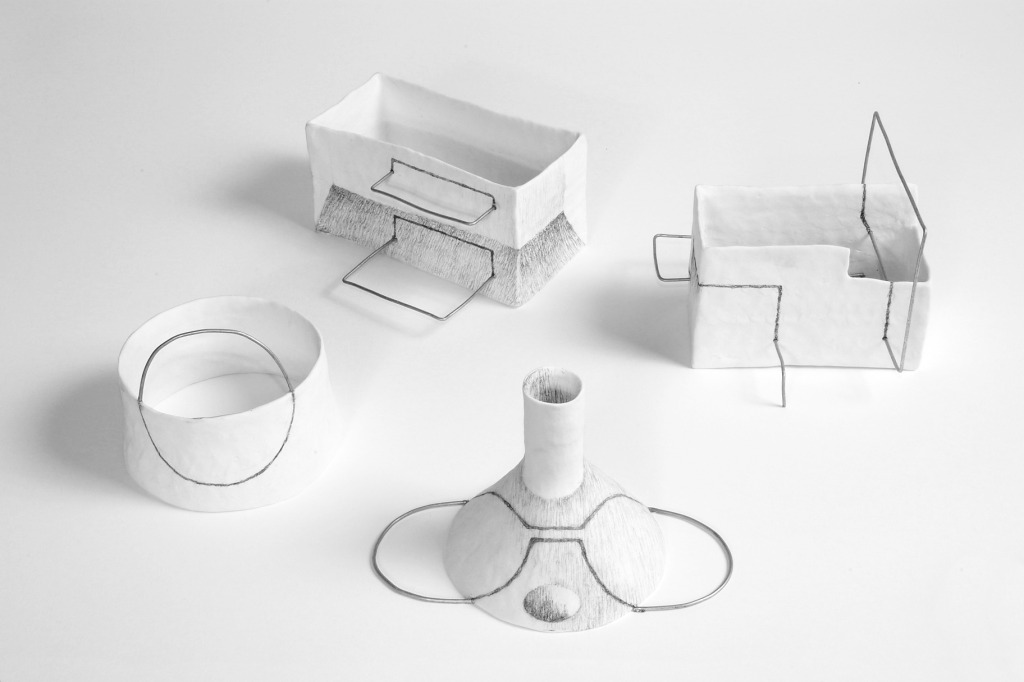 tania rollond untitled objects 2009